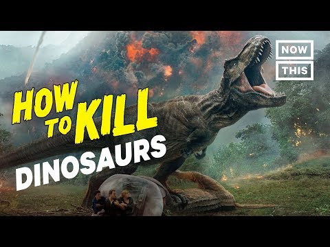 How to Kill Dinosaurs | Slash Course | NowThis Nerd