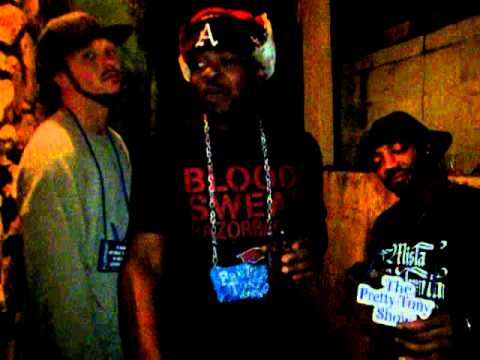 Konyak Da Mack with Zii Demensional and Pretty Tony Kelley - IM GOIN IN...