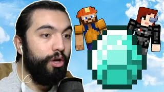 ELMAS ve ALTIN BULDUK !!! | Minecraft: KADİM WARS UHC #2
