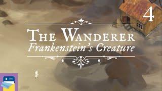The Wanderer: Frankenstein's Creature - iOS Gameplay Walkthrough Part 4 - The End (ARTE Experience)