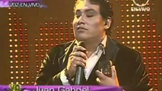 """Yo Soy [ La Gran Final ] Juan Gabriel """"Porque Me haces Llorar"""" ( 08/06/2012 )"""