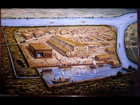 Lothal Archaeological Site, GUJARAT