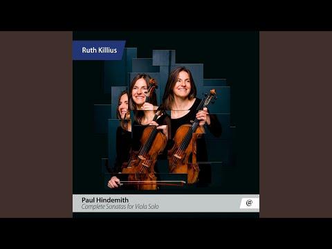 Sonata for Viola No. 1, Op. 25: IV. Rasendes Zeitmass. Wild. Tonschonheit ist Nebensache