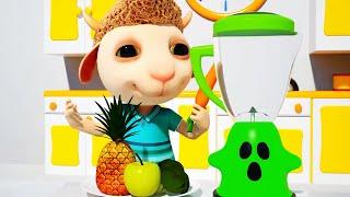 🌻 Долли и друзья – Все серии подряд – Сборник 2 | Смешной мультик для малышей