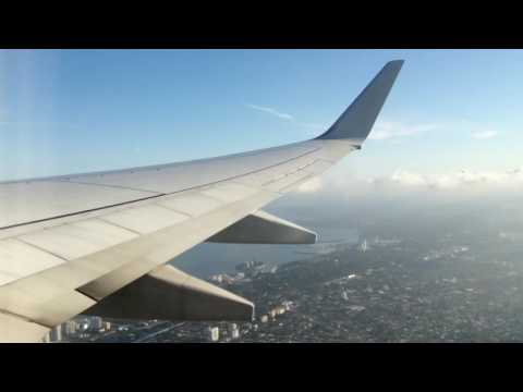 American Airlines (KMIA To MGGT)  Miami To Guatemala In A (737-800)
