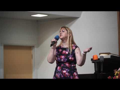 Hymn Medley - Jeanette Parsadanian