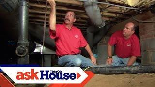 How To Replace Polybutylene Water Piping | Ask This Old House