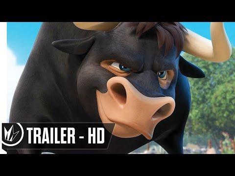 Ferdinand Official Trailer #1 (2017) John Cena, Kate McKinnon -- Regal Cinemas [HD]