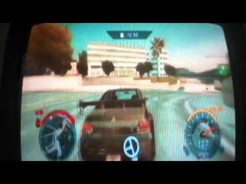 Need For Speed Undercover (Wii) - Save Carmen