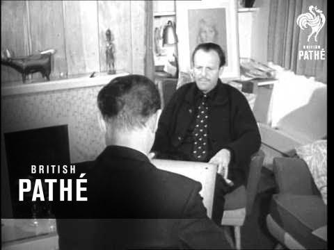 Dr Stephen Ward - Osteopath & Artist (1961)