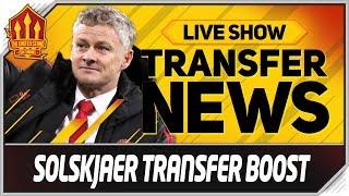 Man Utd Back Solskjaer With Transfers? Man Utd Transfer News