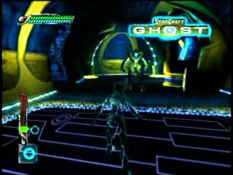 StarCraft Ghost: Gameplay Video - E3 2003