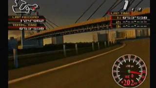 Ridge Racer V: Danver Spectra Run