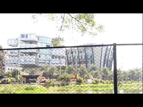 Bagmane Tech Park Oracle office in Bangalore