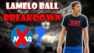LaMelo Ball FULL Player Breakdown (Vol.2) | Can Melo Make It To The NBA?