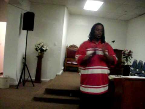 Deacon James Raymond Billingslea II Of The C.O.O.L. Jesus Church