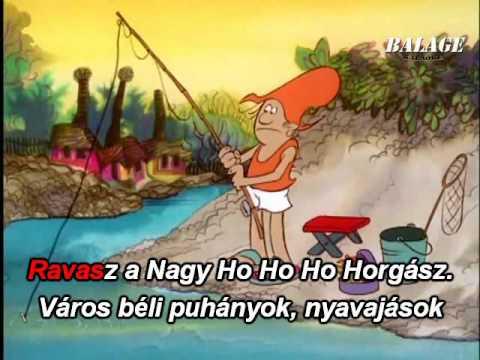 100 folk celsius - A nagy ho ho horgász (karaoke)