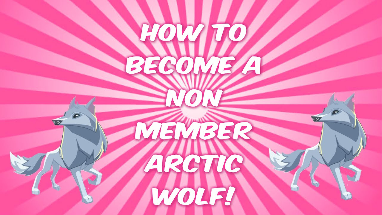 animal jam how to make a wolf pack