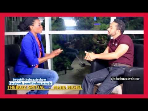 Ghanian Nollywood Actor Majid Michel Interview || THEBUZZTVSHOW