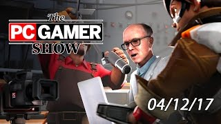 The PC Gamer Show - Bayonetta, Overwatch Uprising, EVE Online, and more