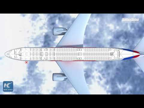 Wide-body plane developed by China, Russia gets name