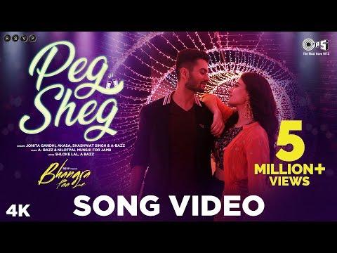 Peg Sheg Song Video - Bhangra Paa Le | Sunny, Rukshar | Jonita Gandhi, Akasa,Shashwat Singh, A bazz