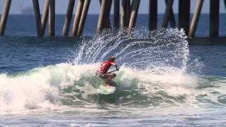 InZane ProModel at Huntington Beach, California - Zane Kekoa Schweitzer