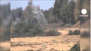 Libya'da yeni bir insansız hava aracı düştü