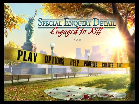 Special Enquiry Detail 2 - Gameplay #1 (ios, Ipad) (RUS)