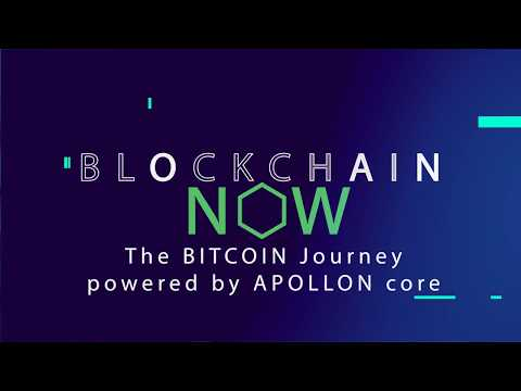 Blockchain NOW / The BITCOIN Journey - 29.09.2K17
