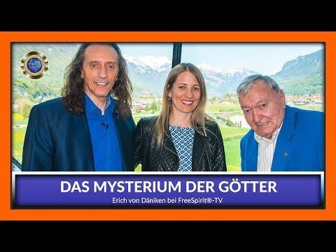 Das Mysterium der Götter - Erich von Däniken bei FreeSpirit®-TV