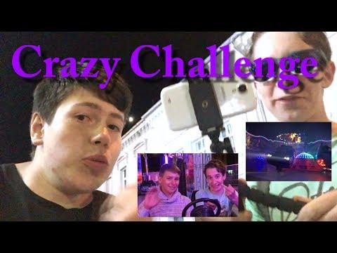 Crazy Challenges #1: Alle Fahrgeschäfte fahren