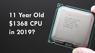 3.33 GHz Core 2 Quad still going strong in 2019?