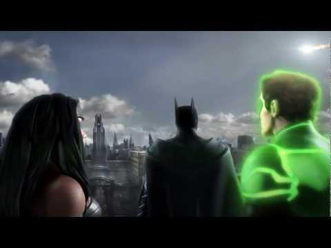 Infinite Crisis Announce Trailer