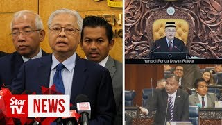 Opposition bloc: Speaker's ruling to eject Baling MP is unfair