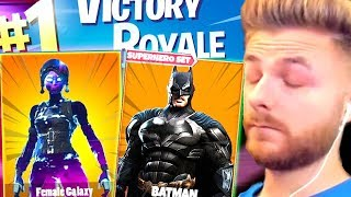 FIRST WIN ON FORTNITE WITH THE NEW SKINS OF SEASON 6!