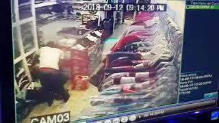 Asalto en una  tienda de Boca Chica, SDE.