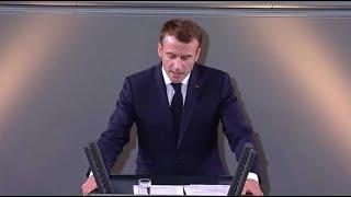 Gilets jaunes : la presse étrangère se déchaîne contre Emmanuel Macron thumbnail