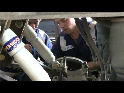 Brown & Hurley Heavy Vehicle Mechanic Recruitment Video