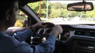 Ford SYNC with Traffic, Directions & Information - A real-life demonstration of how Ford SYNC works