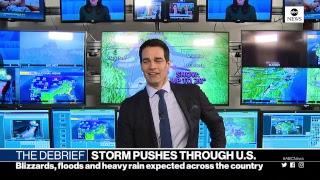 The Debrief: Sec. Nielsen visits border, government shutdown, NY transformer explosion   ABC News