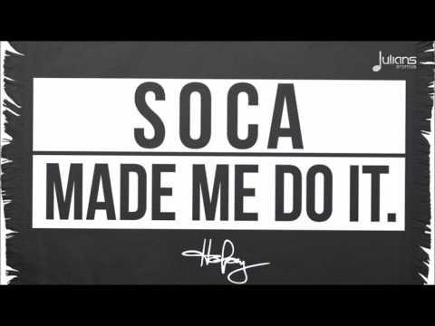 "King Bubba FM & Lil Rick - Soca Made Me Do It ""2017 Soca"" (Barbados)"