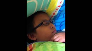 Brother snoring