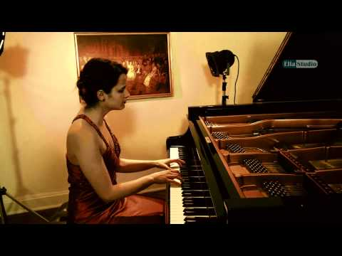 DORA DELIYSKA, Schubert-Liszt, GRETCHEN AM SPINNRADE