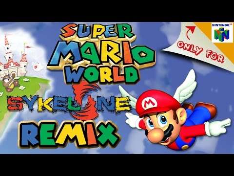 Super Mario World - Overworld Theme (Sykelone Remix) *Free Download*