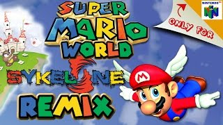 Super Mario World - Overworld Theme (Sykelone Remix) *Free Download*