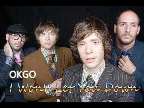 I Won't Let You Down  - OK Go (中英字幕)