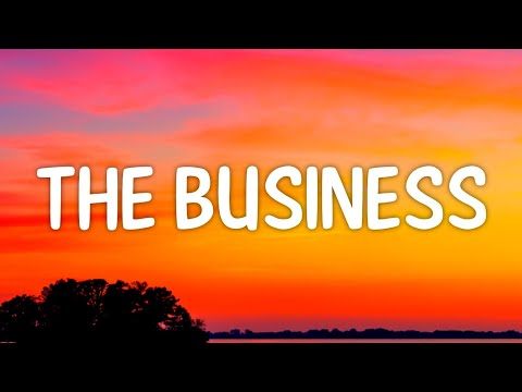 Tiësto - The Business (Lyrics)