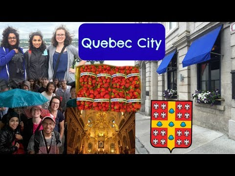 Adventures in Quebec: Explore 2016 (part 1)