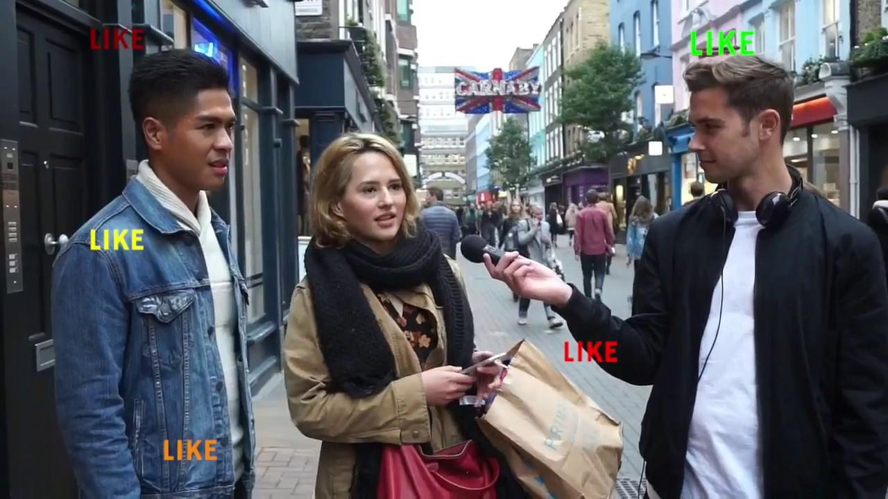 dating real life london